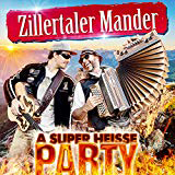 Party Plakat Zillertaler Mander